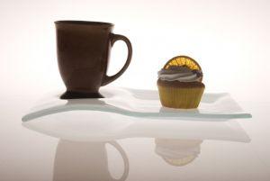 | Plato desayunador 23X30 cm COD:0128