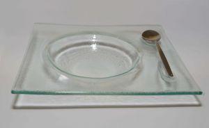 | Bowl desayunador Transp 21x20cm COD:0135