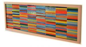 | sinfonia de colores 2012- vidrios enmarcados [0.70x1.20]